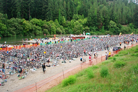 2011年のレースT1会場