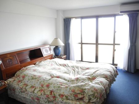ペンション華 広くて快適なホテルでした。キッチンがあったら最高なのに…。