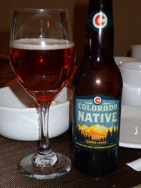 現在コロラド州のみでの限定販売をしているクアーズ社の「Colorado Native」。美味い!