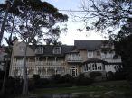 モスマン船着場からのトレイル、築100年を超える邸宅